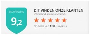 Cirque du Soleil Toruk reviews
